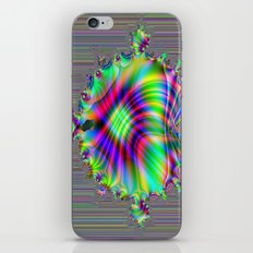 Fractal Fish iPhone & iPod Skin