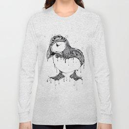 Hawt Puffin Long Sleeve T-shirt