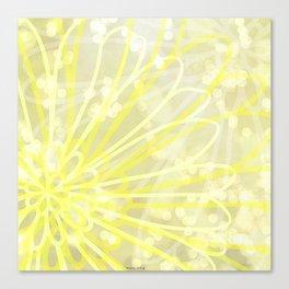 Douceur - Sweetness Canvas Print
