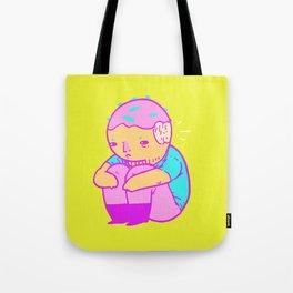 dohnut boy Tote Bag