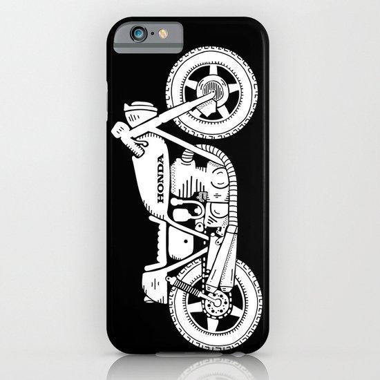 Honda CB750 - Café racer series #1 iPhone & iPod Case