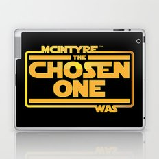 He Was The Chosen One Laptop & iPad Skin