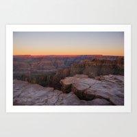Gran Canyon Art Print