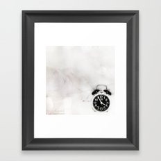 Close to Dawn Framed Art Print