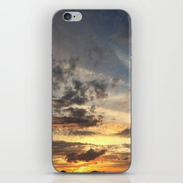 Sky Bright iPhone Skin