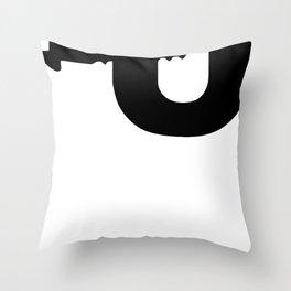 Screw You Throw Pillow