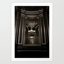 The Opera of Paris Art Print