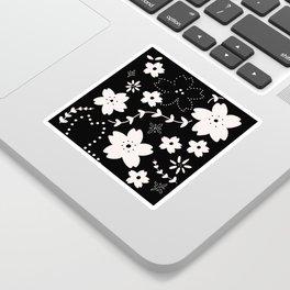 Dark Sakura 2018 Sticker