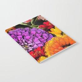 Power Flowers Notebook