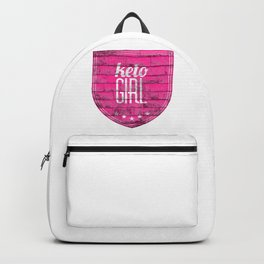Keto Girl Backpack