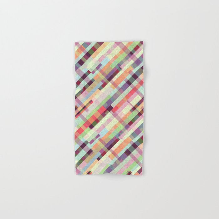 Patternwork XXXI Hand & Bath Towel