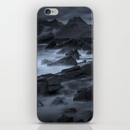 There's Something About Elgol iPhone Skin