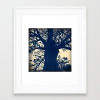 miami Framed Art Prints featuring Miami by Burakku Bambi