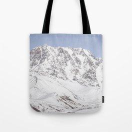 Caucasus Mountains Tote Bag
