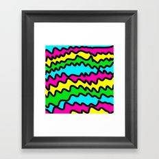 linze Framed Art Print