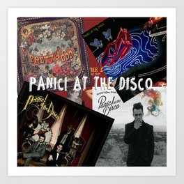 panic! fever Art Print