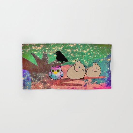 animal-512 Hand & Bath Towel