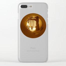 Swing (Balançoire) Clear iPhone Case