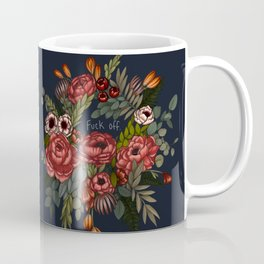To Whomever it May Concern: Fuck Off Coffee Mug