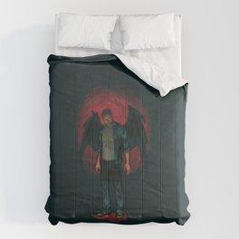 Dean Winchester. Demon Comforters