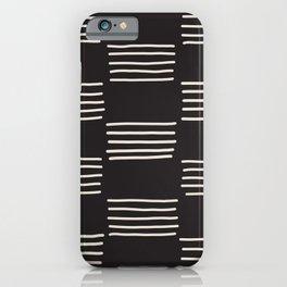 hatches –dark iPhone Case