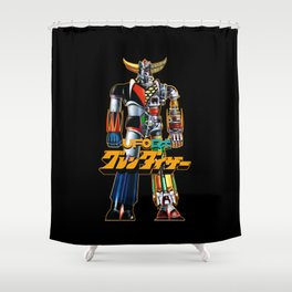 Grendizer - TV Shows Shower Curtain