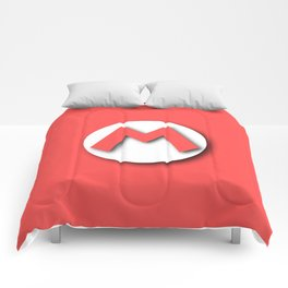 The Emblem of the Plumber, Mario Comforters