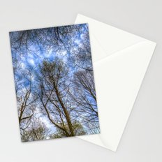 Into The Trees Stationery Cards