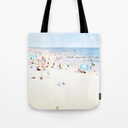 Blue Beach Brooklyn Tote Bag