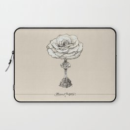 Blossoms of Civilizations Laptop Sleeve