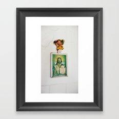 idols Framed Art Print