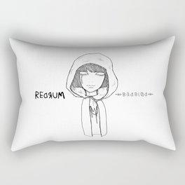 Redrum 01 Raina Rectangular Pillow