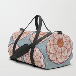 Lotus edit Duffle Bag