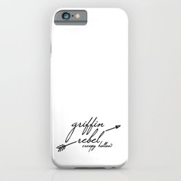 Griffin Rebel iPhone Case