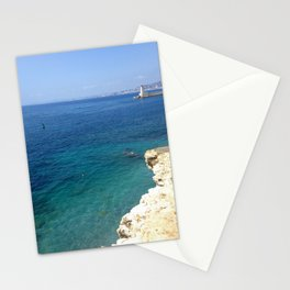 Summer Seascape Stationery Cards