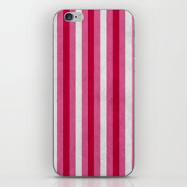 Stripes Collection: Candy iPhone Skin