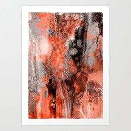 Bound Art Print