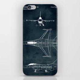 F-16 Fighting Falcon - 1974 iPhone Skin