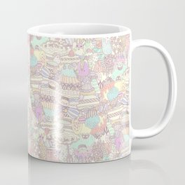 The Sweet Forest Pattern Coffee Mug