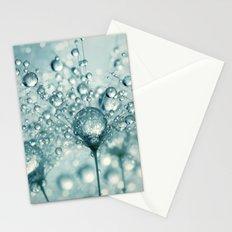 Droplets & Sparkles Stationery Cards