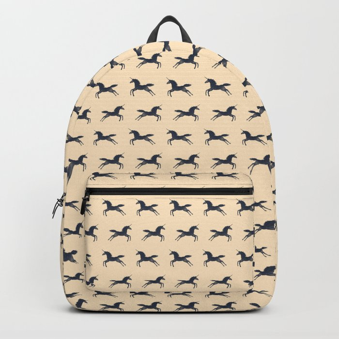 Unicorns Are Real (Pattern) Backpack