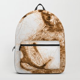 Stripes Dear Backpack