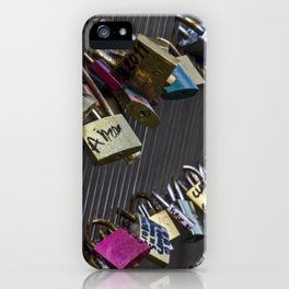 french locks iPhone Case