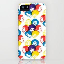 Hendrix Pattern iPhone Case