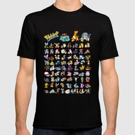 Pokémon - Gotta derp 'em all! - White edition T-shirt