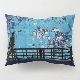 ABSTRACT WALK Pillow Sham