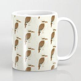 Laughing Kookaburra | Pattern Coffee Mug