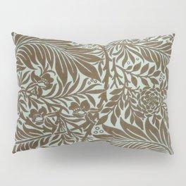 """William Morris """"Larkspur"""" 4. Pillow Sham"""