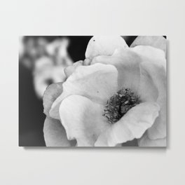 For you with Love #floral Metal Print