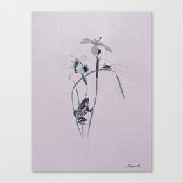 Wildflower Harmony Canvas Print